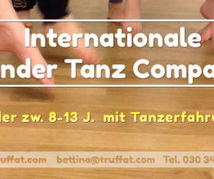 Internationale Kinder Tanz Company